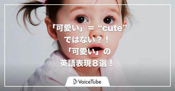 cute, 可愛い
