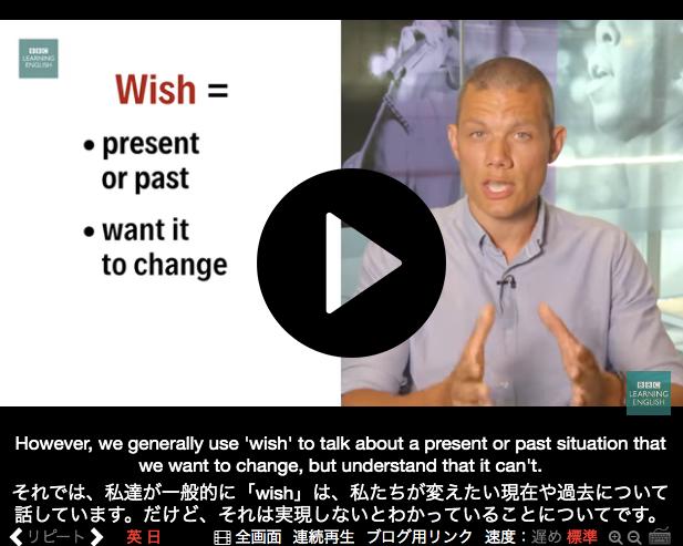 wish, hope, 違い