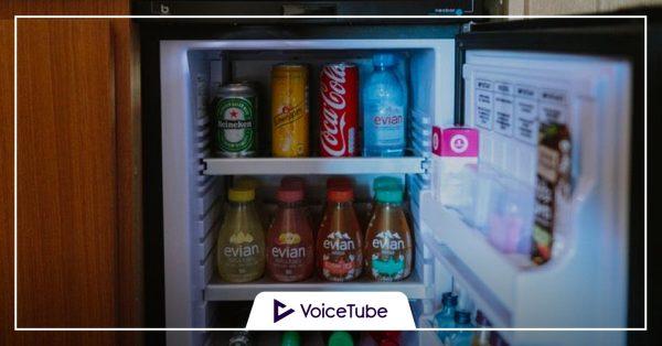 冷蔵庫 英語 発音