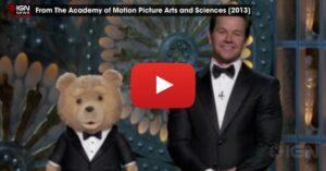 IGN News : テッドがアカデミー賞に登場した経緯
